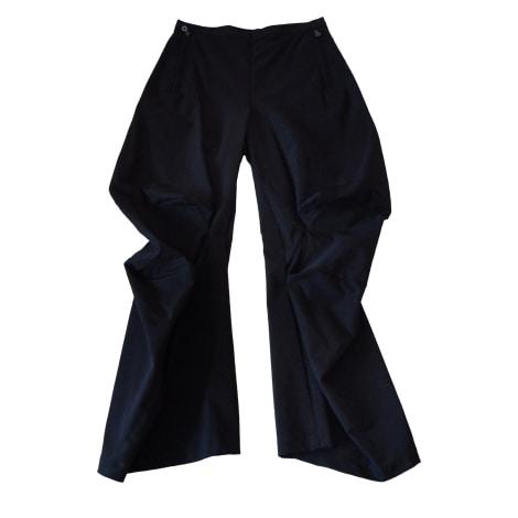 Pantalon droit MARITHÉ ET FRANÇOIS GIRBAUD Gris, anthracite