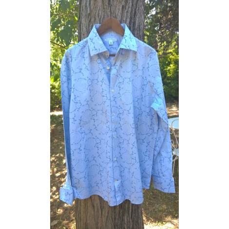 Chemise BANANA REPUBLIC Bleu, bleu marine, bleu turquoise