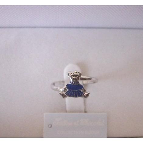 Ring TARTINE ET CHOCOLAT Blue, navy, turquoise