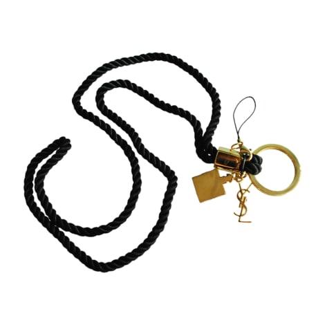 Schlüsseletui YVES SAINT LAURENT Gold, Bronze, Kupfer