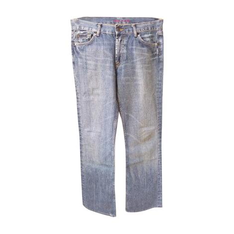 Jeans évasé, boot-cut PAUL & JOE Bleu, bleu marine, bleu turquoise