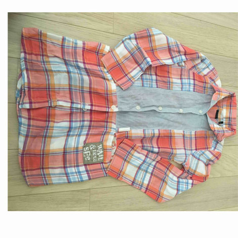 Blouse IKKS Orange