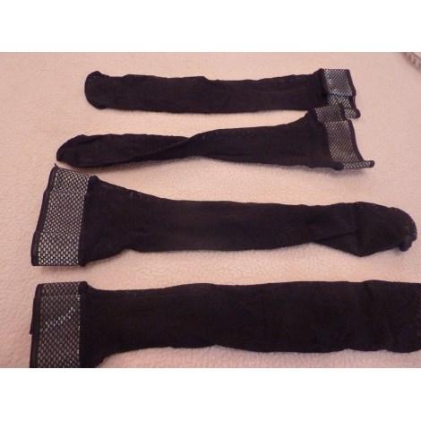 Chausettes genoux DIM Noir