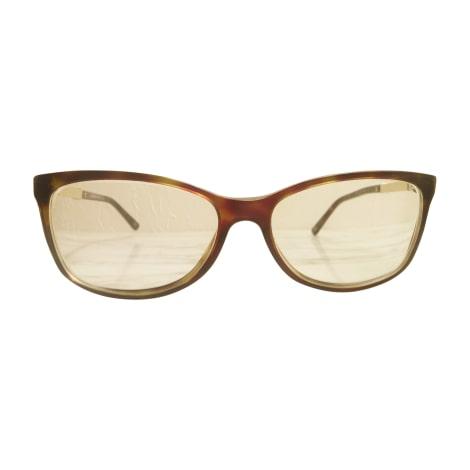Eyeglass Frames DOLCE & GABBANA écaille marron vert