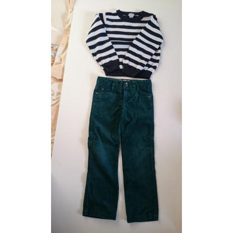 Pants Set, Outfit CYRILLUS Green