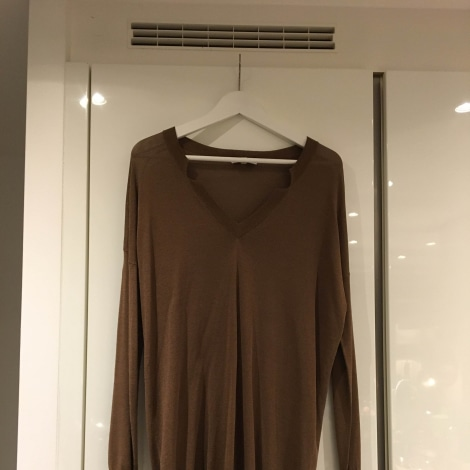 Pull GIGUE Marron