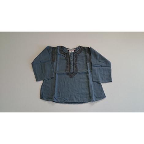 Chemisier, chemisette BONPOINT Bleu, bleu marine, bleu turquoise