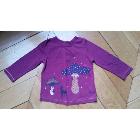 Top, tee shirt MARC JACOBS Violet, mauve, lavande
