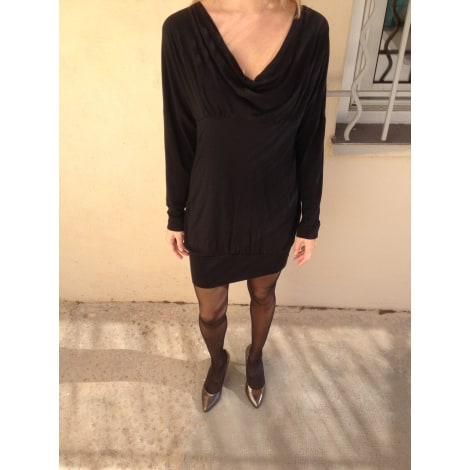 Robe courte JUS D'ORANGE Noir