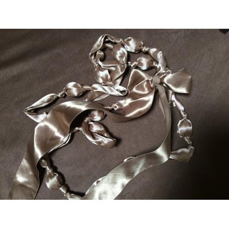 Sautoir CLAIRE'S Doré, bronze, cuivre
