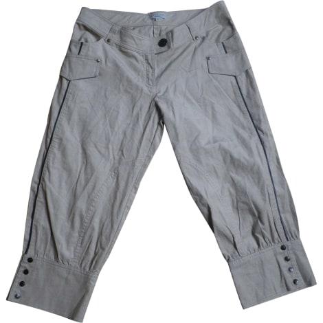 Pantalon large ESSENTIEL ANTWERP Beige, camel
