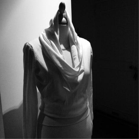 Pull MORGAN Blanc, blanc cassé, écru