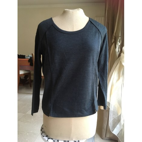 Top, tee-shirt THE KOOPLES Gris, anthracite