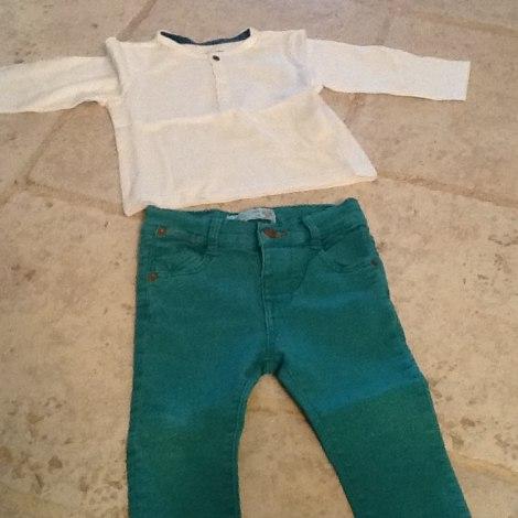 Ensemble & Combinaison pantalon ZARA Multicouleur
