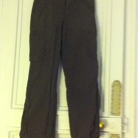 Pantalon large TIMBERLAND Marron
