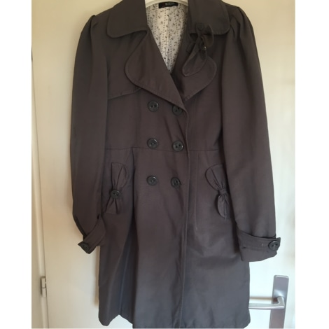 Imperméable, trench MORGAN Gris, anthracite