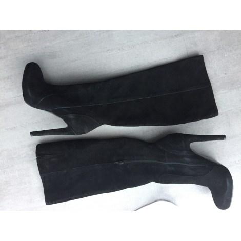 Bottines & low boots à talons MAI PIU SENZA Noir