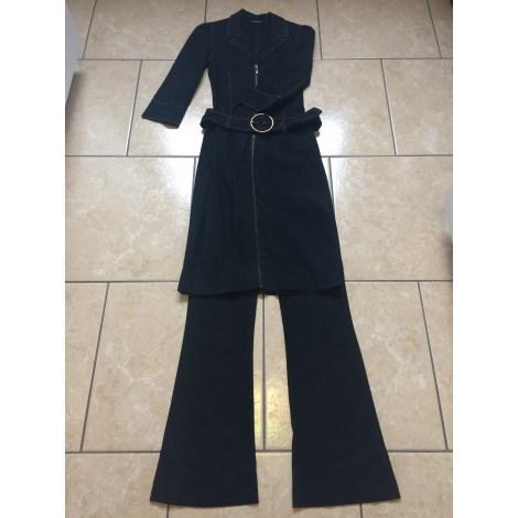 Tailleur pantalon SINÉQUANONE Noir