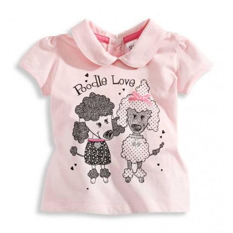 Polo BABY CLUB Rose, fuschia, vieux rose