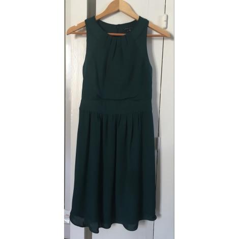 Robe mi-longue THEORY Vert
