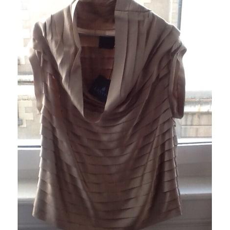 Top, tee-shirt LANVIN Beige, camel