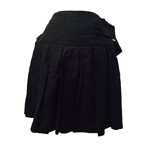 Jupe mi-longue YOHJI YAMAMOTO Noir