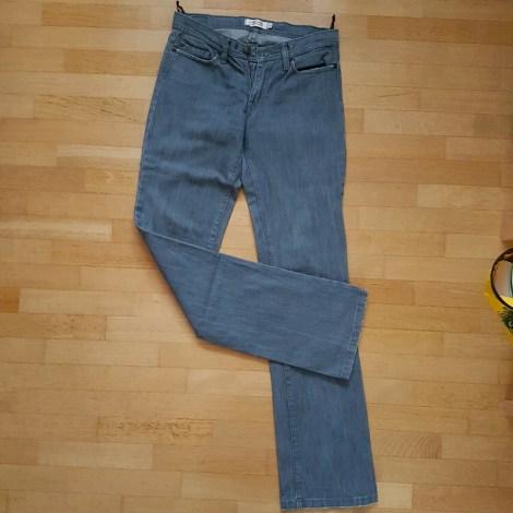 Jeans évasé, boot-cut COMPTOIR DES COTONNIERS Bleu, bleu marine, bleu turquoise
