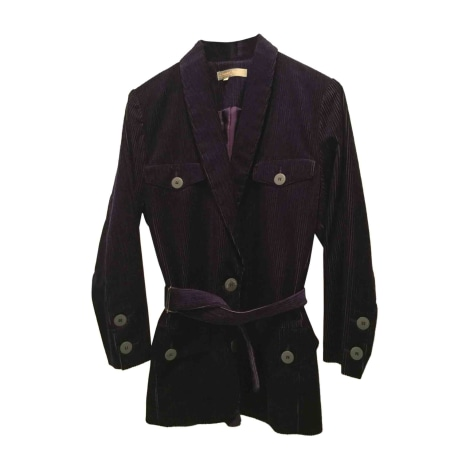 Tailleur jupe CHANTAL THOMASS Violet, mauve, lavande