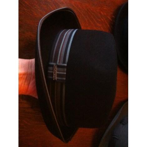 Chapeau HERMAN Noir