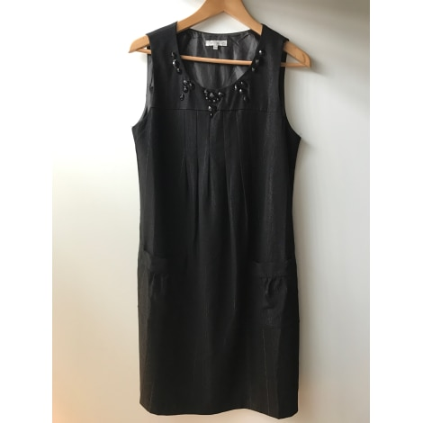 Robe mi-longue GOOD LOOK Noir