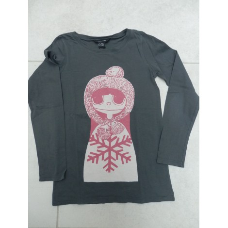 Top, Tee-shirt MARC JACOBS Gris, anthracite