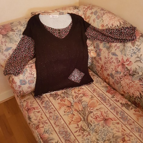 Top, tee-shirt ARMAND THIERY Multicouleur