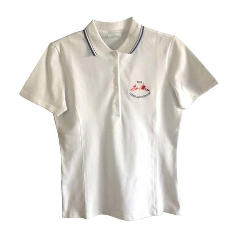 Polo ROLEX White, off-white, ecru