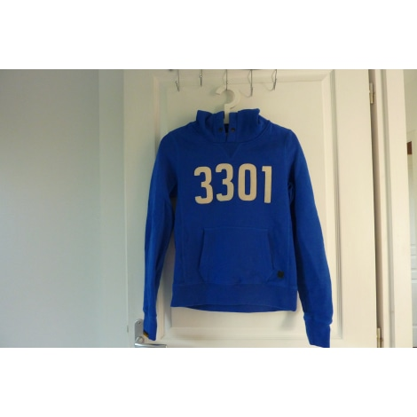 Sweat G-STAR Bleu, bleu marine, bleu turquoise