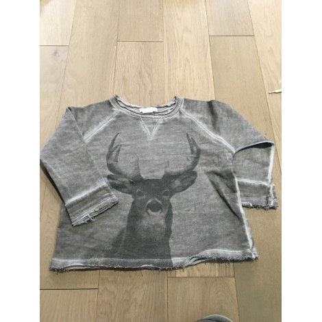 Sweat ZARA Gris, anthracite