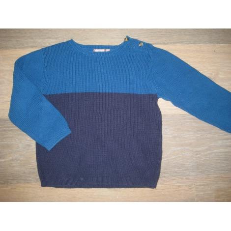 Pull BOUT'CHOU Bleu, bleu marine, bleu turquoise