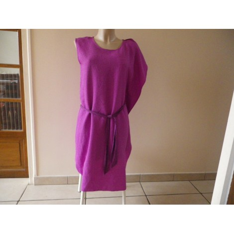Robe courte ESSENTIEL ANTWERP Violet, mauve, lavande