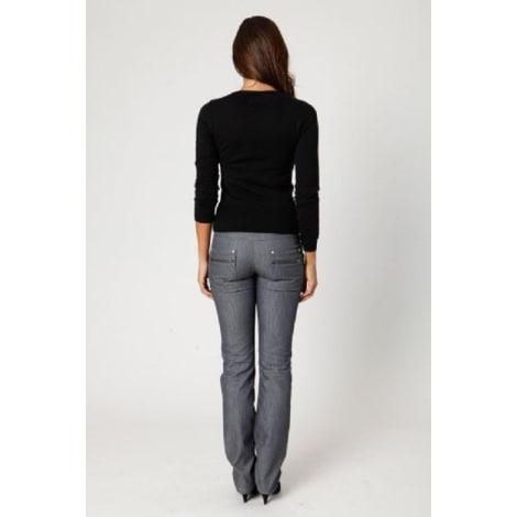Jeans évasé, boot-cut NAF NAF Gris, anthracite