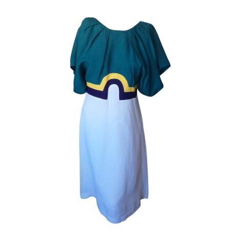 Robe mi-longue KENZO Multicouleur