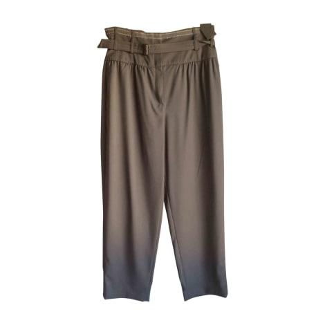 Pantalon large KENZO Kaki