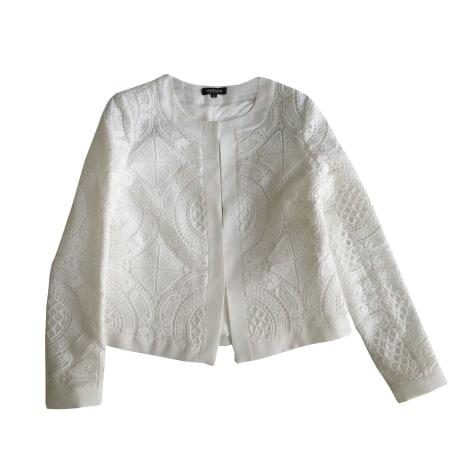 Veste MORGAN Blanc, blanc cassé, écru