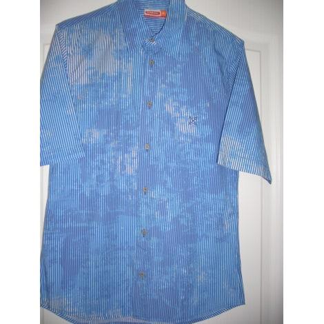 Chemise OXBOW Bleu, bleu marine, bleu turquoise