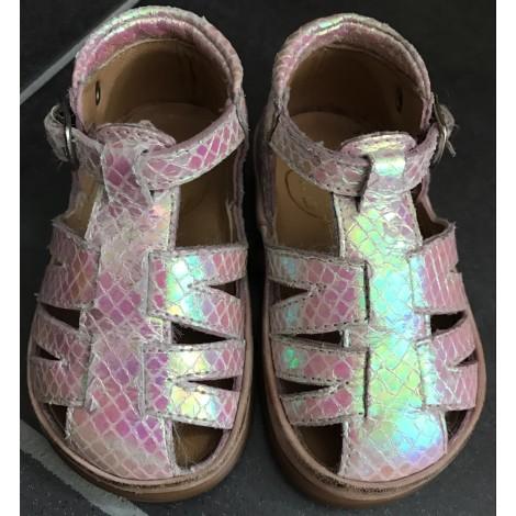 Buckle Shoes POM D'API Pink, fuchsia, light pink