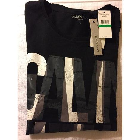 Tee-shirt CALVIN KLEIN Noir