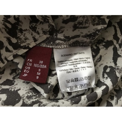 Top, tee-shirt COMPTOIR DES COTONNIERS Imprimés animaliers