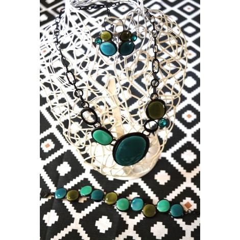 Parure bijoux IKITA Vert