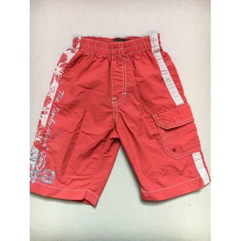Bermuda Shorts TIMBERLAND Red, burgundy