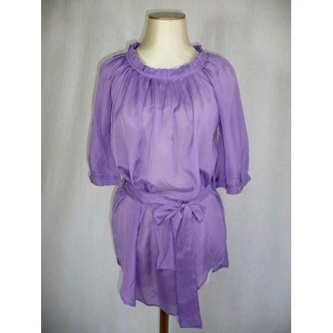 Tunique VILA Violet, mauve, lavande