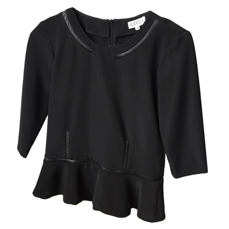 Tunique CLAUDIE PIERLOT Noir