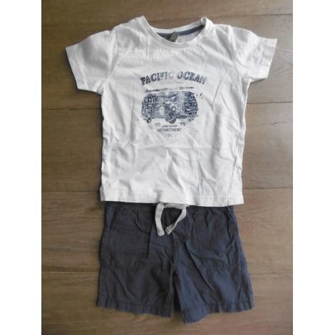 Shorts Set, Outfit TAPE À L'OEIL Blue, navy, turquoise